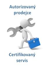 Autorizovaný prodejce a Certifikovaný servis Secoh