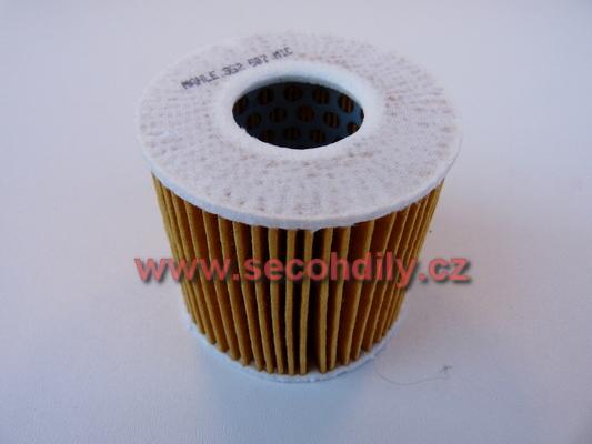 Filtr sání pro kompresor GAST 1023, 1423